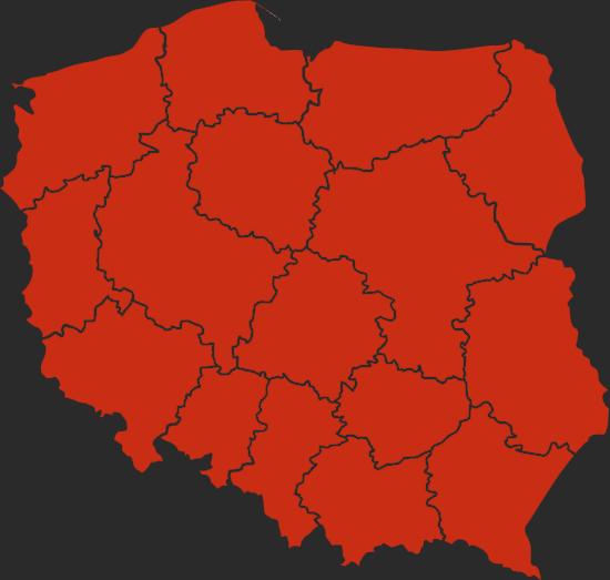 Mapa dealerów
