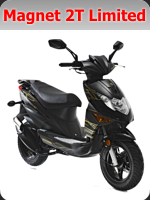 Skuter Motowell Magnet 2T Limited Edition